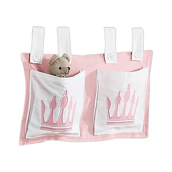 Relita Stofftaschen für Hoch- und Etagenbetten Princess