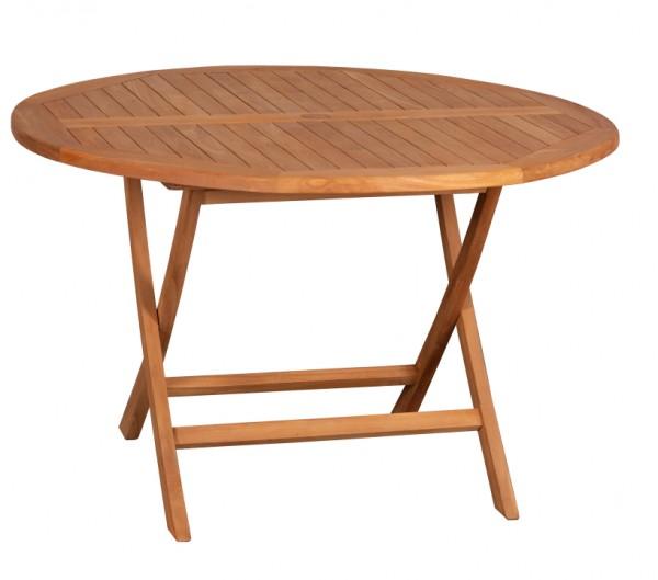 deVries Woodie Tisch ø 120 cm