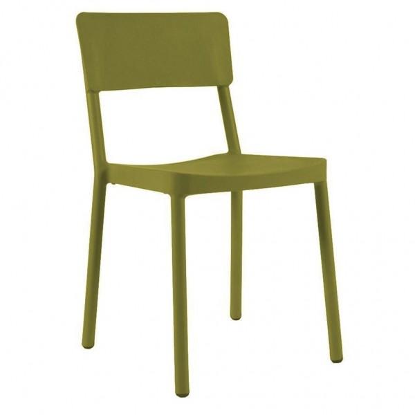 Resol Stuhl Lisboa grün
