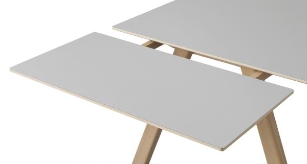 Ansteckplate Tisch Bilbao von Livingruhm