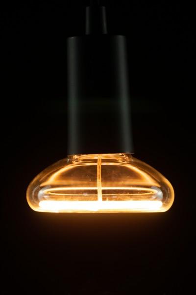 Heitronic LED Leuchtmittel Floating Reflektor R80 klar E27 klar