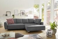 Jockenhöfer Sofa Foggia grau