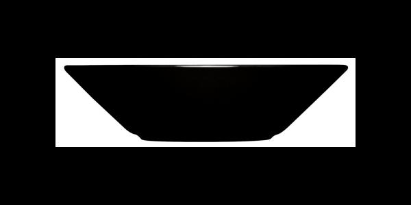iittala Schale Teema schwarz 21 cm