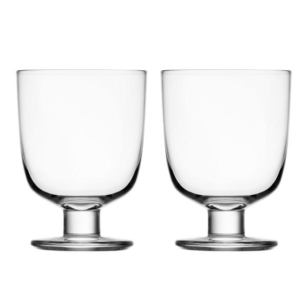iittala Lempi Glas 0,34L klar (2er-Set)
