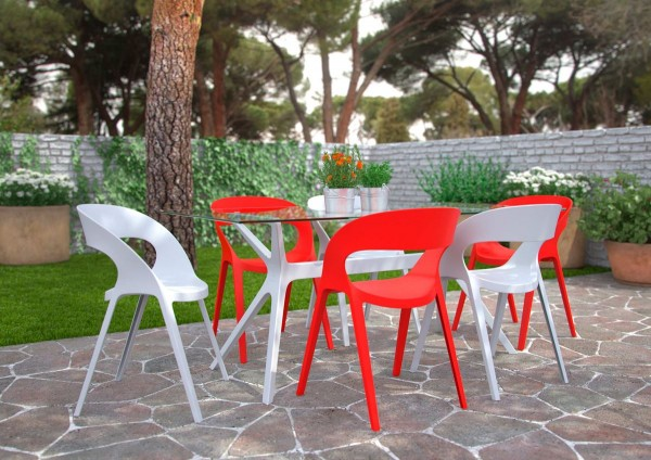 Resol Design Stuhl Carla Gartenstuhl Barcelona Dd