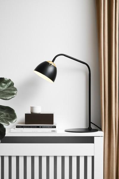 Halo Design Schreibtischlampe Oslo schwarz