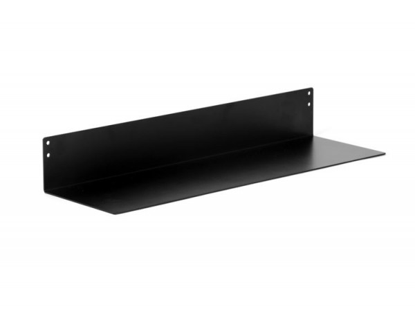Canett Möbel Wandboard Joy 2er Set Metall schwarz 60 cm