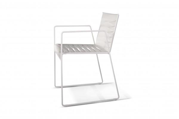 Resol Stuhl Espiga weiß (2er-Set)