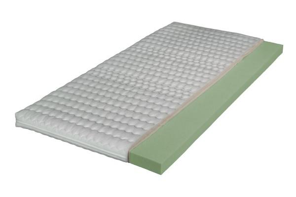 Matratzen Topper Komfortschaum 180x200cm weiß