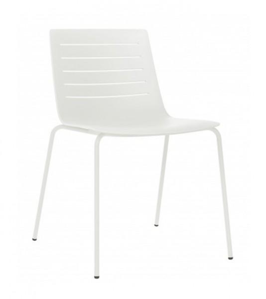 Resol Stuhl Skin weiß