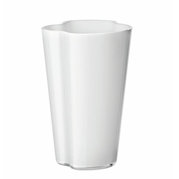 iittala Aalto Vase 22 cm weiß