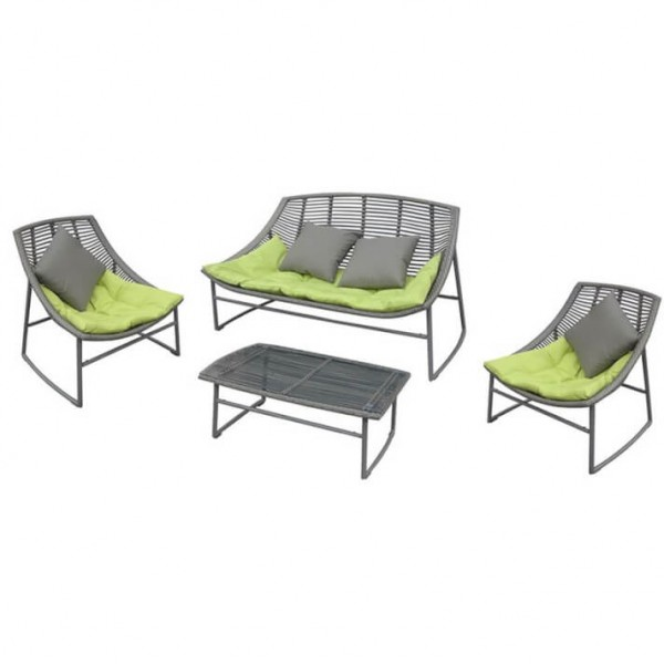Resol Lounge-Set Sieste (4-teilig)