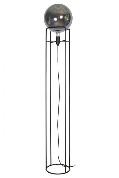 ZTahl Stehleuchte Arone schwarz 170 cm