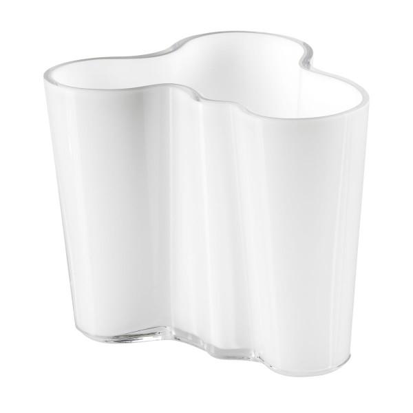 iittala Aalto Vase 95 mm weiß