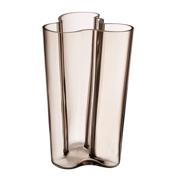 iittala Aalto Vase 25 cm Leinen
