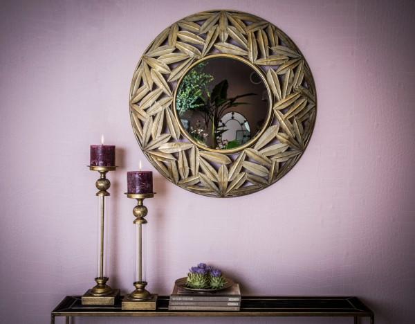 Spiegel Catlyn gold von Livingruhm