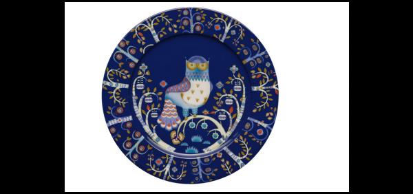 iittala Teller Taika blau 30 cm