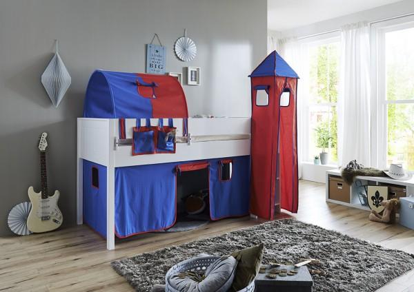 Relita Turm-Set klein blau/rot
