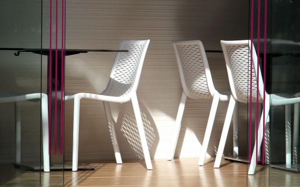 Resol Design Stuhl Netkat Gartenstuhl Barcelona Dd