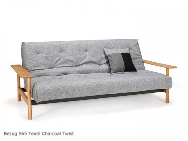 Innovation Balder Deluxe Schlafsofa 3-Sitzer mit Armlehnen