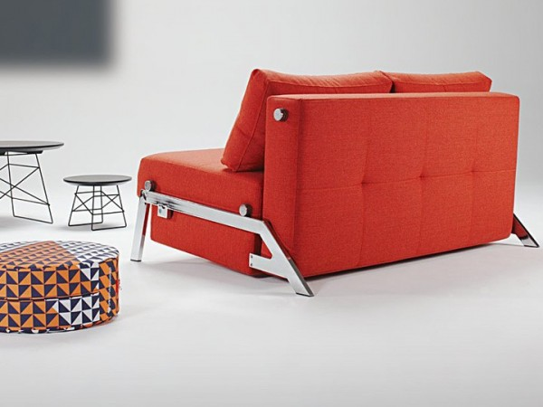 Innovation Cubed 140 Deluxe Schlafsofa 2-Sitzer
