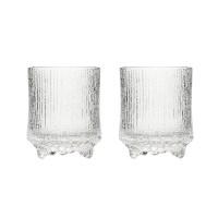 iittala Ultima Thule Wasserglas 0,20L klar (2er-Set)