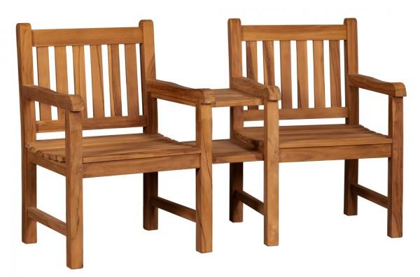 deVries Woodie Flexi 2 Sitzer