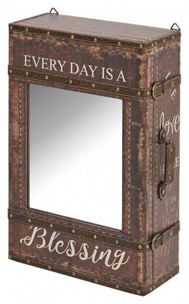Reality Wandregal Case 1 mit Spiegel
