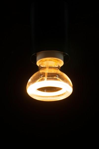 Heitronic LED Leuchtmittel Floating Reflektor R50 klar E27