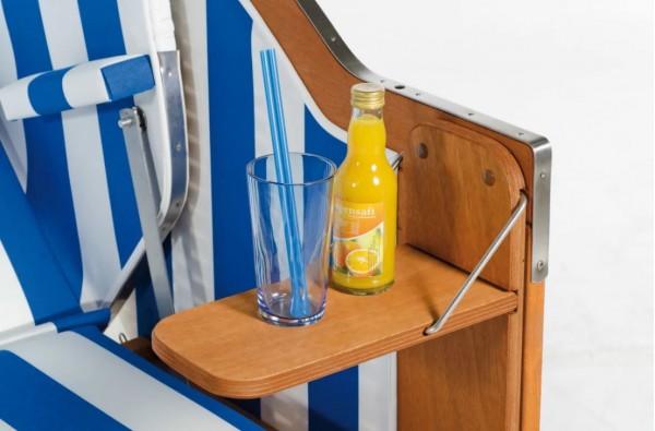 SunnySmart 2. Seitentisch für 250 XL PLUS naturfarben lasiert