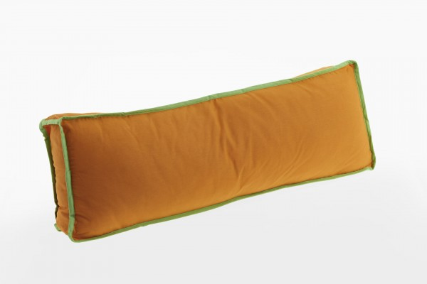 Relita Seitenkissen grün/orange