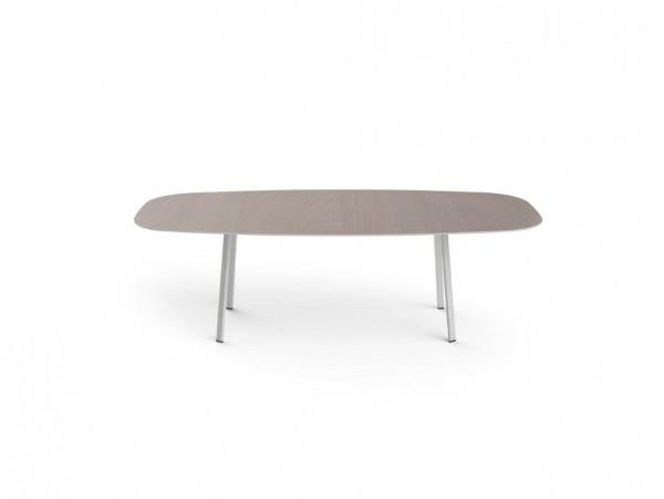 Resol Tisch Noren 180 x 100 cm Natürliche Eiche