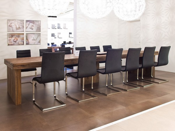 MCA furniture Dublin Esstisch Eiche massiv 300x120