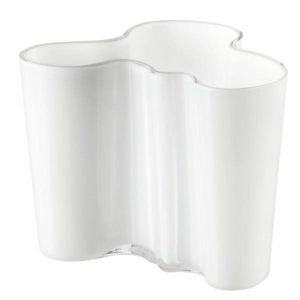 iittala Aalto Vase 160 mm weiß