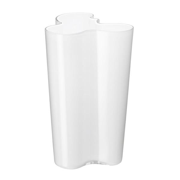 iittala Aalto Vase 25 cm weiß