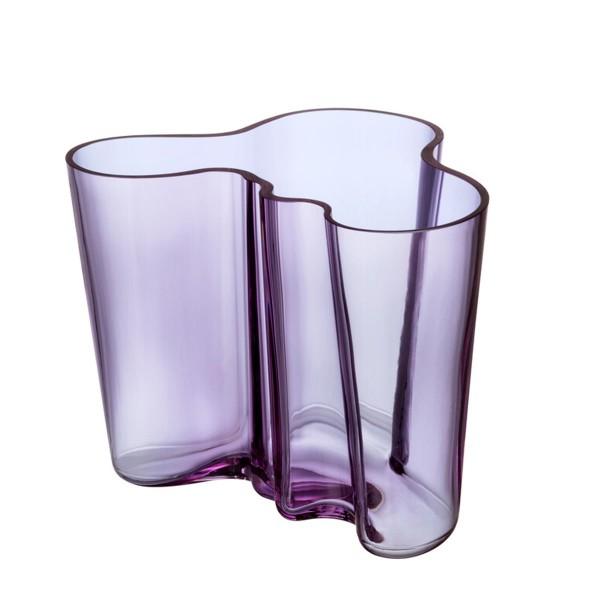 iittala Aalto Vase 160 mm Amethyst
