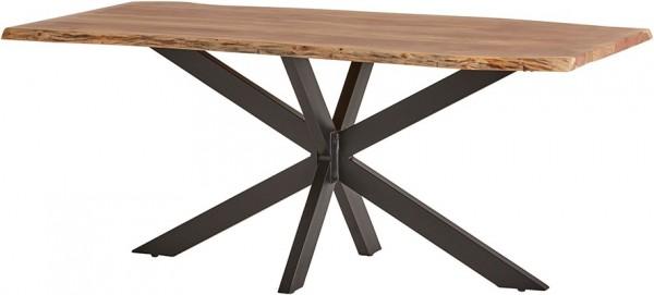 Massivholztisch aus Akazie von Livingruhm