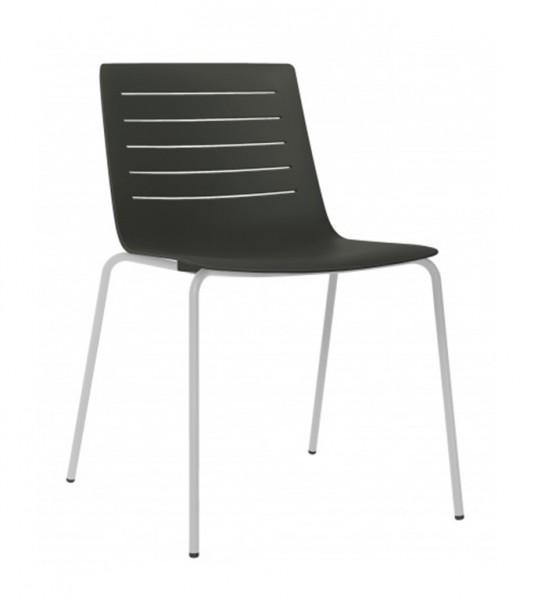 Resol Stuhl Skin schwarz