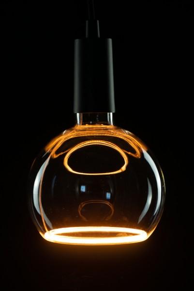 Heitronic LED Leuchtmittel Floating Globe R150 klar E27