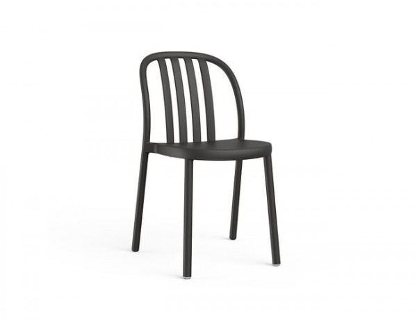 Resol Stuhl Sue schwarz (2er-Set)