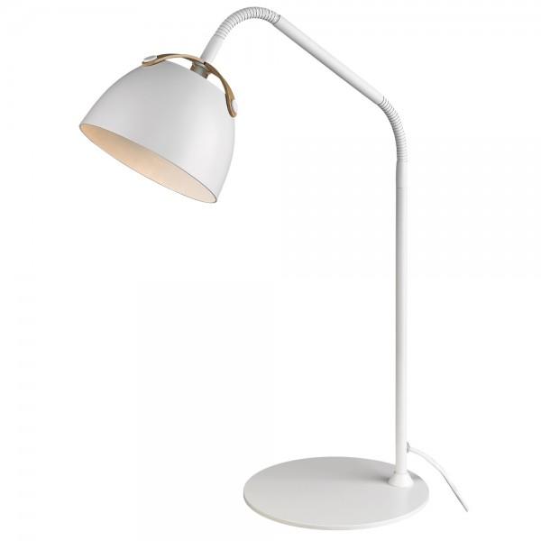 Halo Design Schreibtischlampe Oslo weiß