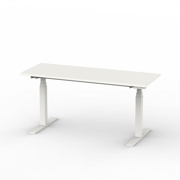 Resol Schreibtisch Dive 140 weiß