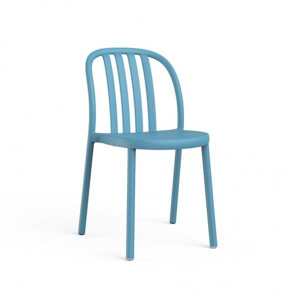 Resol Stuhl Sue blau (2er-Set)